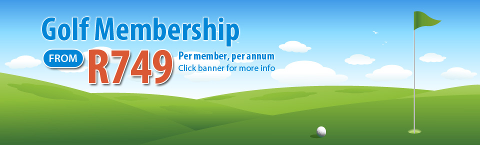 Golf Membership Join
